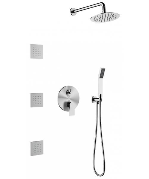 Frontline Aquaflow Edition Strand Shower Pack 2