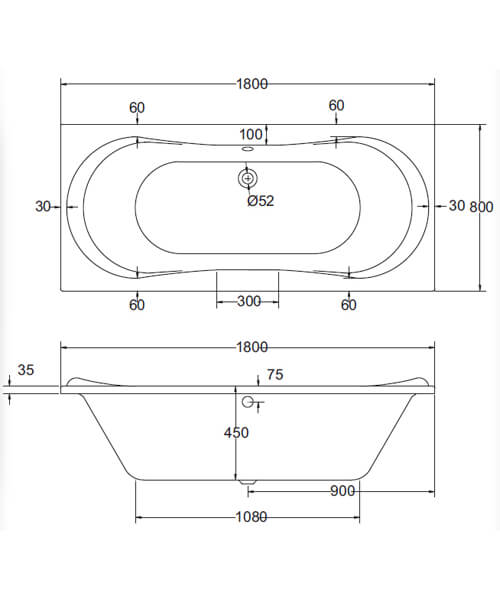 Technical drawing 59322 / ABCOMET12