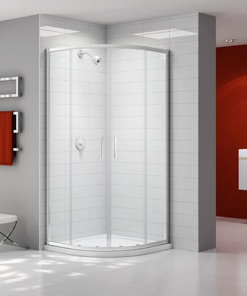 Merlyn Ionic Express Double Door Quadrant Enclosure 800 x 800mm