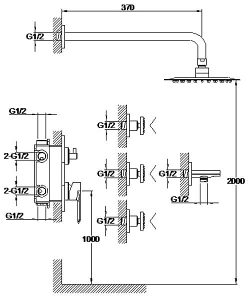 Technical drawing 60030 / S860-2001