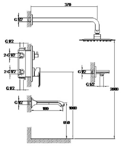 Technical drawing 60029 / S860-2002