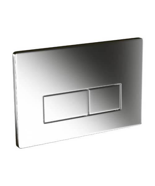 Saneux Flushe 2.0 Stainless Steel Flush Plate
