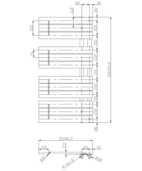 Technical drawing 59362 / LMNRSUND5A