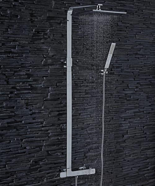 Frontline Aquaflow Italia F60 Thermostatic Shower Column