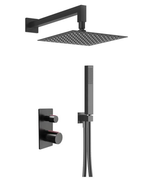 Frontline Aquaflow Edition Velar Black Shower Pack