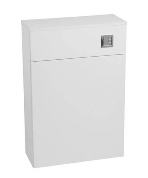 Tavistock Opal Back To Wall WC Unit Gloss White - W 570 x H 840mm