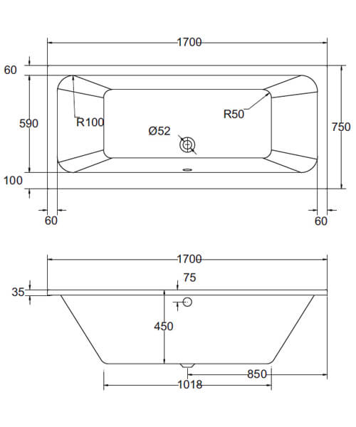 Technical drawing 59303 / SI15239101