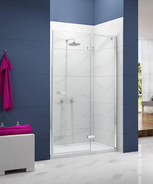 Merlyn Ionic Essence Hinge Door And Inline Panel 2000mm Height