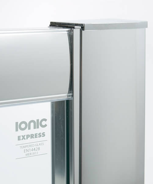 Alternate image of Merlyn Ionic Express 1900mm Height 6mm Glass Pivot Shower Door