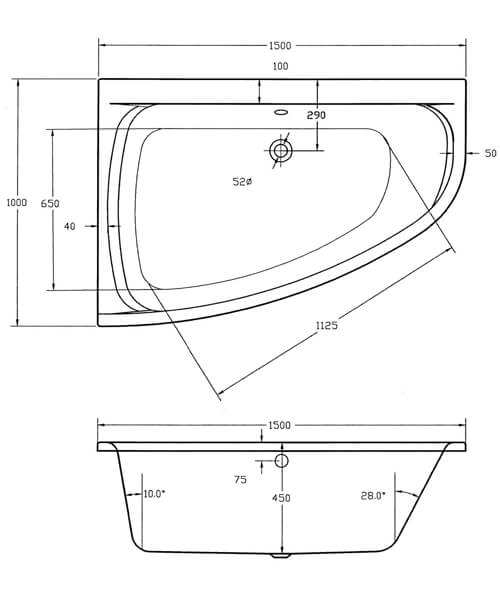 Technical drawing 59308 / SI25224101
