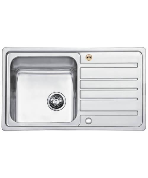 Bristan Index 1.0 Easyfit Kitchen Sink - SK INXSQ1 SU