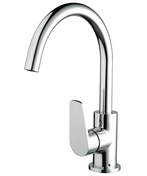 Additional image of Bristan Inox Easyfit 1.5 Kitchen Sink With Raspberry Tap