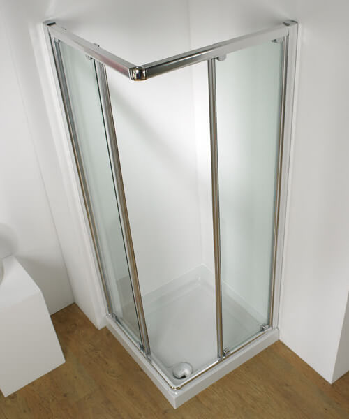 Kudos Original Corner Access Straight Sliding Door