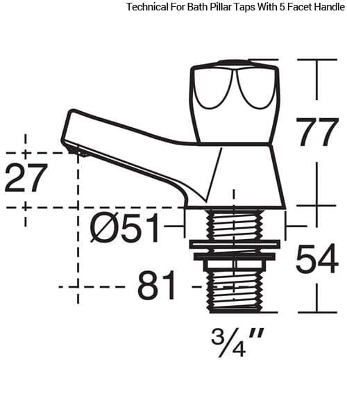 Technical drawing 49298 / B9866AA