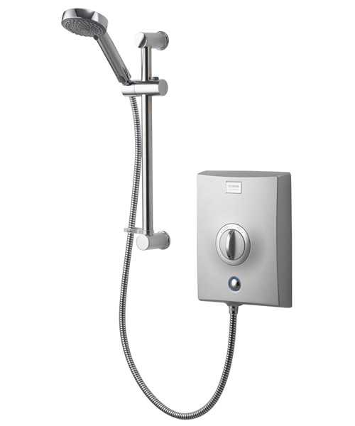 Aqualisa Quartz 10.5kW Electric Shower With Adjustable Head