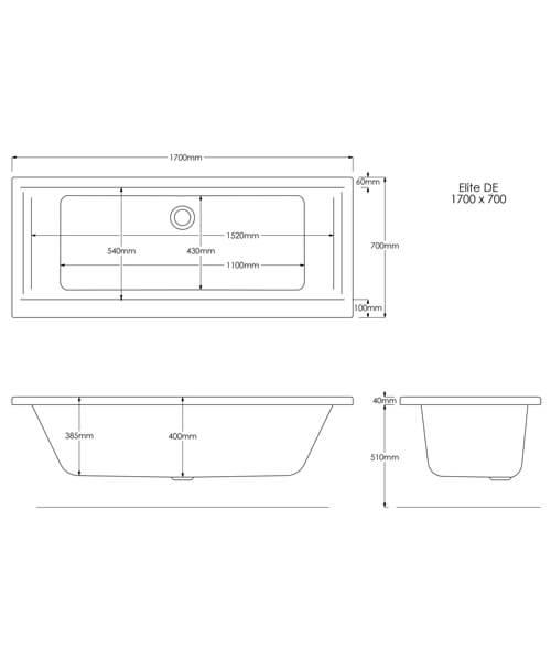 Technical drawing 17190 / B649