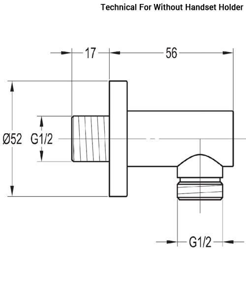Technical drawing 40062 / FVKI120