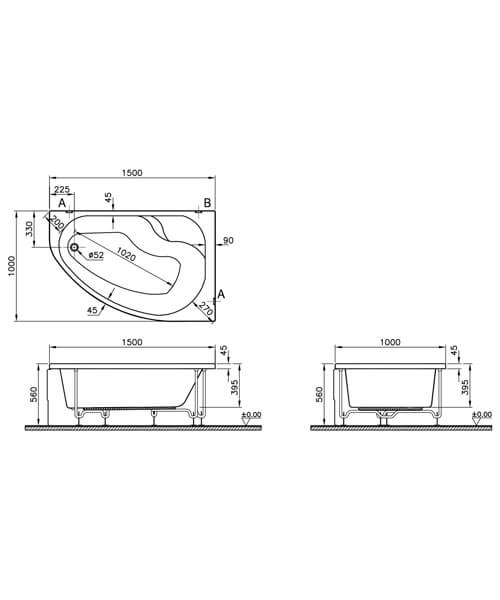 Technical drawing 26736 / 50790002000