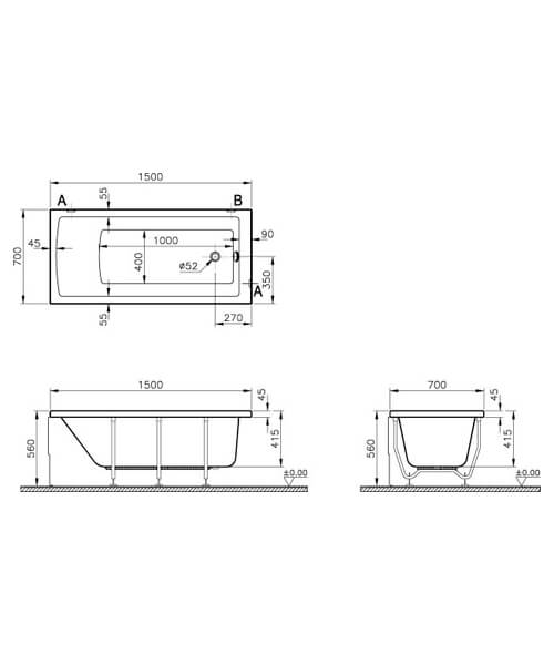 Technical drawing 26754 / 52510001000