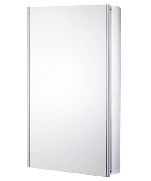 Additional image of Roper Rhodes Limit Slimline Single Door Mirror Cabinet
