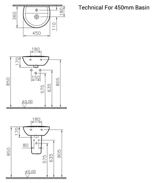 Technical drawing 26621 / 5270L003-0999
