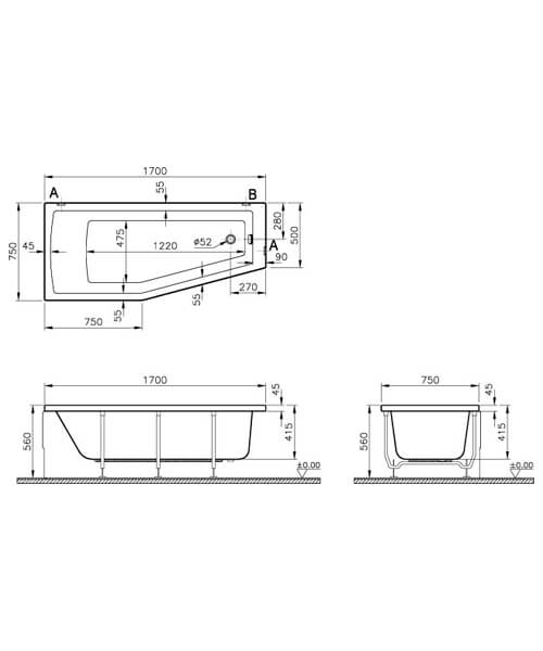 Technical drawing 26759 / 52760001000