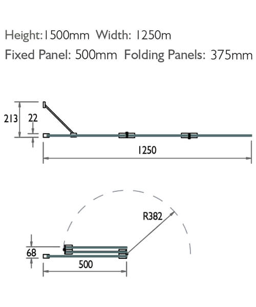 Technical drawing 16806 / 4BASCTRIPLEPLHS