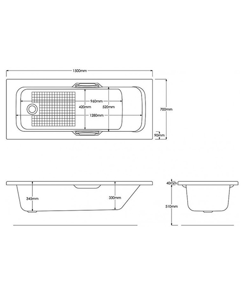 Technical drawing 8725 /