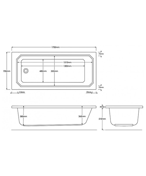 Technical drawing 2334 /