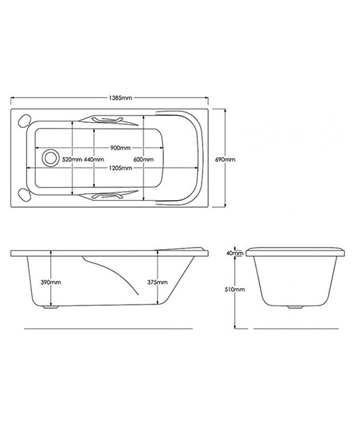 Technical drawing 8741 /