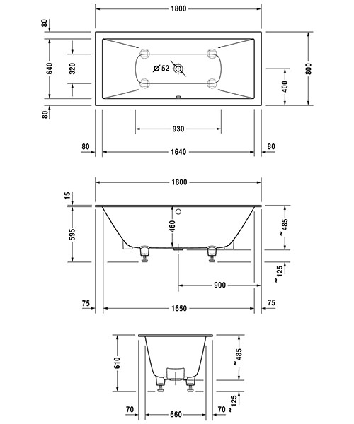 Technical drawing 50886 / 760426000AS0000
