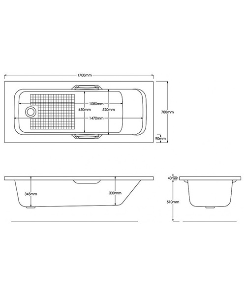 Technical drawing 8727 / 8727