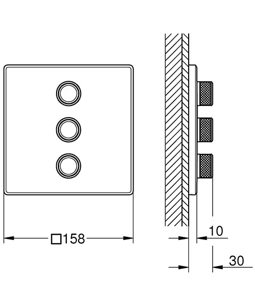 Technical drawing 54486 / 29127000