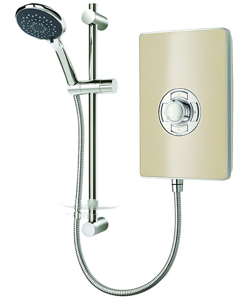 Triton Aspirante Riviera Sand Electric Shower 9.5 KW