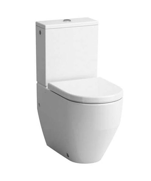 Laufen Pro 650mm Close Coupled WC Pan
