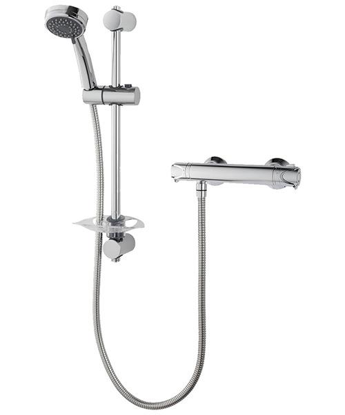 Triton Dene Eco Bar Mixer Shower Set