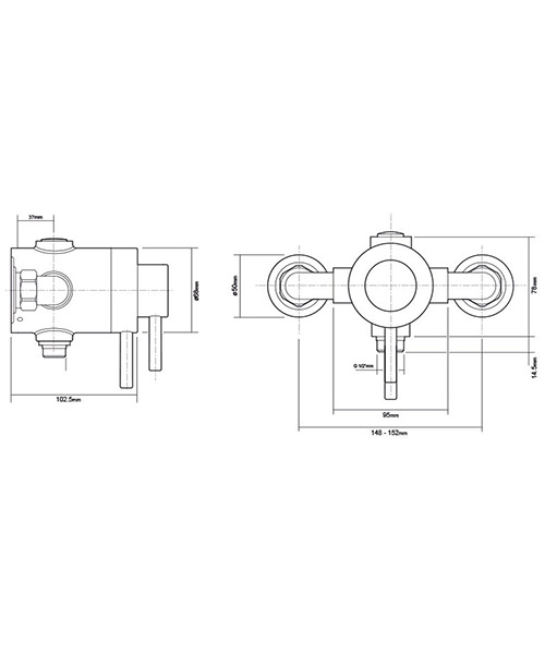 Technical drawing 50717 / ELICMINCEXVO