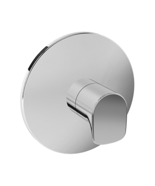 VitrA X-Line Wall Mounted Diverter Valve - Exposed Part