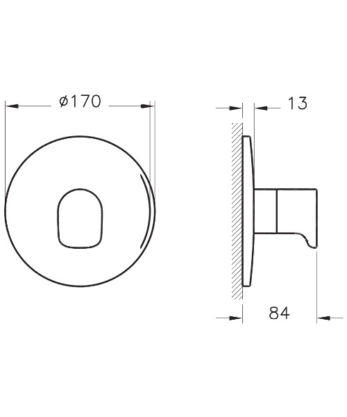Technical drawing 53677 / A42276VUK