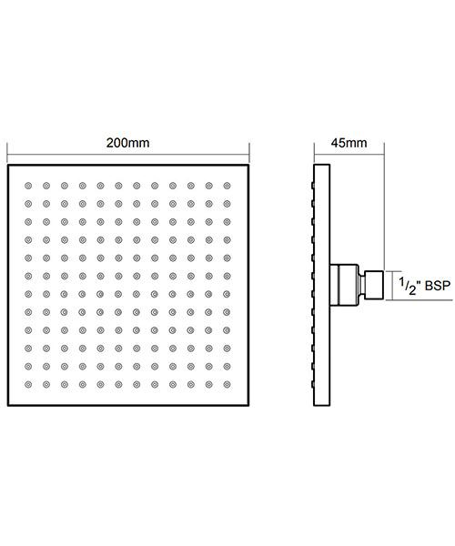 Technical drawing 11866 / TSHFKELSCH