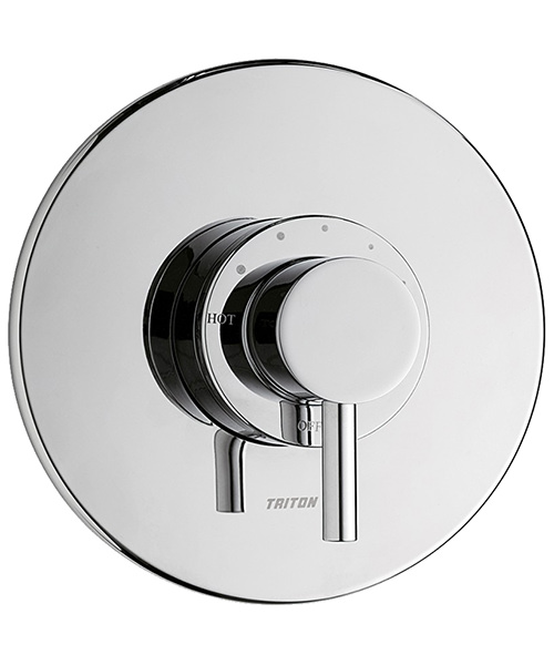Triton Elina Single Lever Built In Shower Mixer Valve