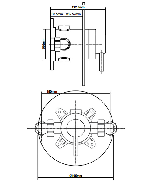 Technical drawing 14491 / ELITMV3BTSL