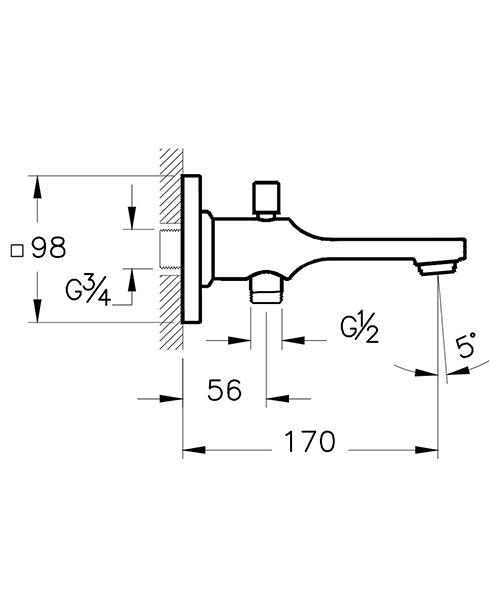 Technical drawing 53706 / A42489VUK