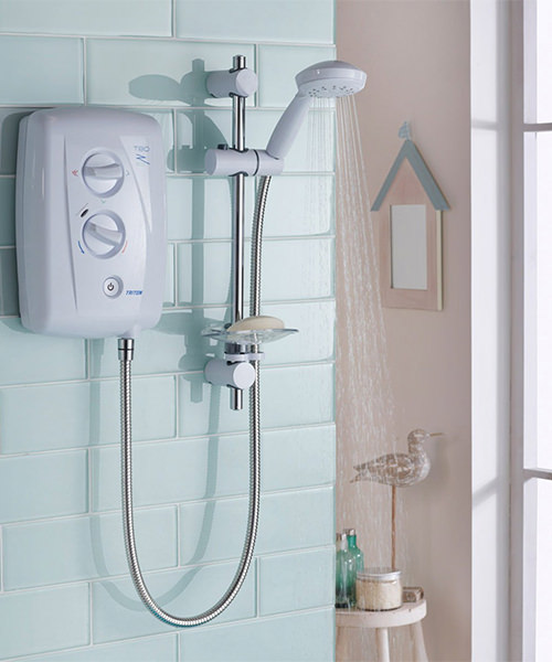 Triton T80Z 8.5 KW Fast Fit Eco Electric Shower