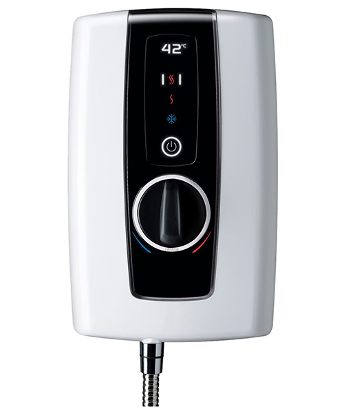 Additional image of Triton Touch 9.5kW Electric Shower White-Black