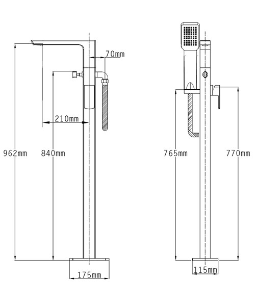 Technical drawing 26022 / 43056