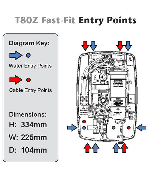 Additional image for 11781 Triton - SP8009ZFF