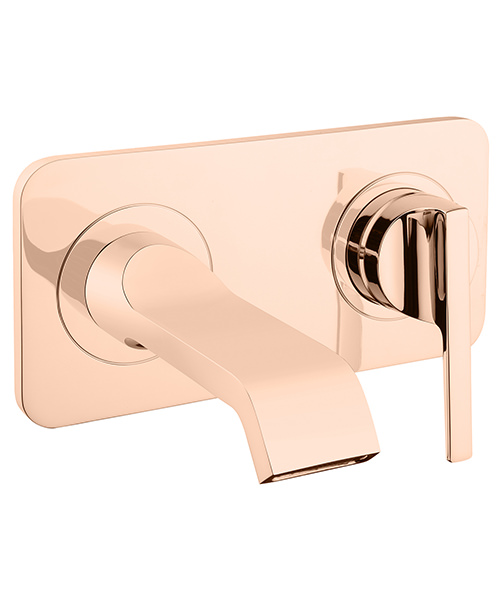 Additional image of VitrA Suit U Chrome Built-In Basin Mixer Tap - Exposed Part