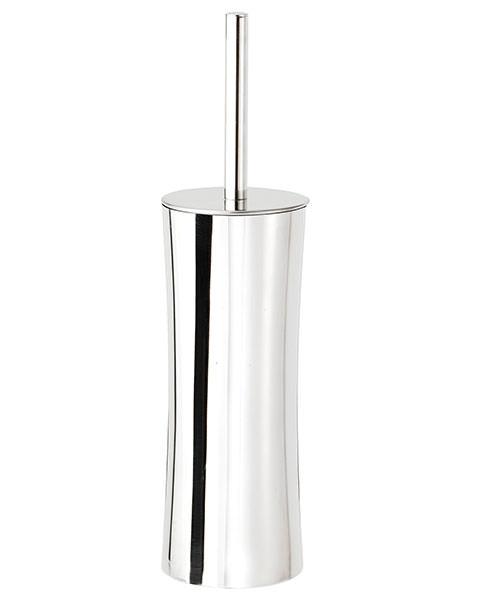 Croydex Freestanding Stainless Steel Modular Toilet Brush And Holder