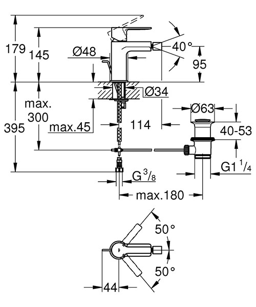 Technical drawing 54804 / 33848001